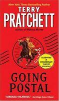 Going Postal (Discworld Novels) von Terry Pratchett | Buch | Zustand gut