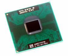 CPU11 Processeur CPU SLGFE (Intel Core 2 Duo P8700) Socket P 478-pin