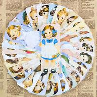 30 Teile / los Nette Mädchen Puppe Mate Serie Lesezeichen Karte mit Kraftpaket