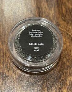 NEW BareMinerals Liner Shadow -  BLACK GOLD - .01oz /.28g #52822