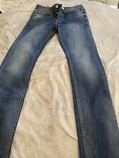 Mens New Look Jeans Slim Fit, Blue 32w 34l