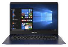 """ASUS ZenBook UX430UN 14"""" (512GB, Intel Core i7 8th Gen., 1.80GHz, 16GB) Ultrabook - Royal Blue - UX430UN-GV088T"""