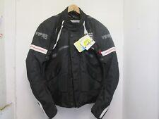 Viper Charger Motorcycle Jacket Waterproof Motorbike CE Armour Black MEDIUM (5F)