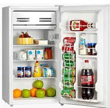 3.3 Cuft Single Door Mini Fridge Small Compact Freezer Kitchen Home Refrigerator