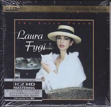 """Laura Fygi - The Latin Touch"" 24bit/100kHz Japan K2HD Audiophile Jazz CD New"