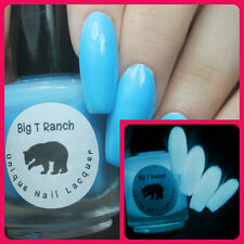 Glow-in-the-Dark Nail Polish Top Coat-Blue-Little Dipper-Nail Polish/Lacquer