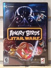 angry birds --- star wars --- space action adventure computer game --- new