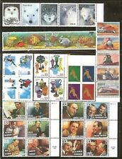US 1999 Commemorative Year Set with 65 Stamps MNH