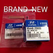 NEW OEM 2014-2015 Hyundai TUCSON Smart Key 4B Hatch FOB TQ8-FOB-4F03(434MHz)