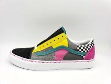 Vans Low Top Old Skool Skateboard Shoes/Sneakers Suede/Canvas [Men's Size 10.5]