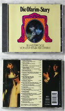 ESTHER & ABI OFARIM Ofarim-Story / 18 Welterfolge .. Rare Philips CD TOP