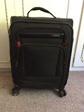 Samsonite Spinner 4 wheels Cabin Small Luggage Suitcase broken telescopic handle