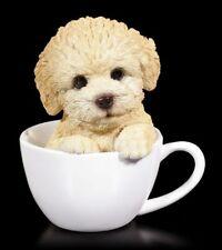 chien en Tasse - Caniche Chiot - Mignon Kleines (petit) gobelet cadeau