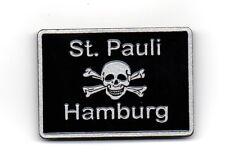 Magnet ST. PAULI HAMBURG Totenkopf Kühlschrankmagnet Pinnwand Souvenir NEU