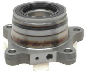 Wheel Bearing and Hub Assembly-R-Line Rear Right Raybestos 712228