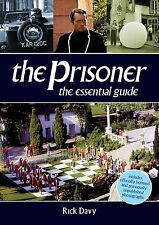 The Prisoner The Essential Guide *SIGNED* 2017 Book Portmeirion Patrick McGoohan