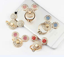 LiliDreamStore 360 Rotating Cell Phone Smartphone Ring Stand Holder Grip- Mickey