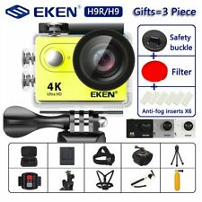 EKEN H9R Sports Action Camera Ultra HD 4K 2.4G Remote WiFi 170 Degree Wide Angle