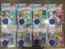 (8 different) 5 Pack Transformers BotBots Series 4 Goldrush Games Hasbro NEW LOT
