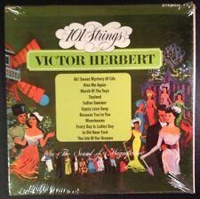 101 Strings - Victor Herbert - SEALED Vinyl LP