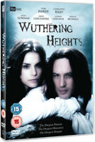 Wuthering Heights DVD (2009) Tom Hardy, Giedroyc (DIR) cert 15 ***NEW***