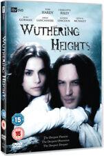 Wuthering Heights DVD (2009) Tom Hardy, Giedroyc (DIR) cert 15 ***NEW***