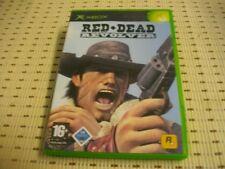 Red Dead Revolver für XBOX *OVP*