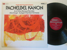 Pachelbel Kanon And Other Baroque Favorites England Import London LP