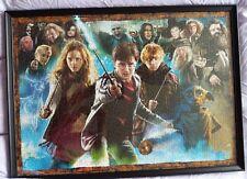 Harry Potter framed 1000 piece Ravensburger jigsaw puzzle
