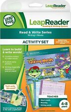 LeapFrog LeapReader Read & Write Series Write it! Talking Words Factory New Open
