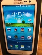 Samsung Galaxy S III  S3 SPH-L710 16GB Sprint Very Good Condition Unlocked Ting