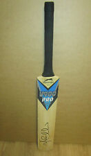 Michael Clarke signed full size Slazenger V900 Cricket bat + photo proof & COA