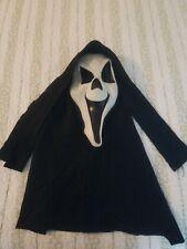 Scream Ghostface Mask Fun World Funworld Replacement Cloth Shroud Hood Glows