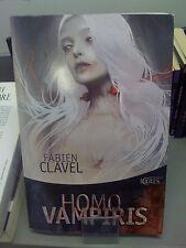 Homo Vampiris - Fabien Clavel - Mnémos