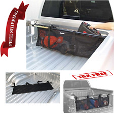 Truckbed Organizer Truck Tailgate Storage Pickup Cargo Bag Vehicle Accessories