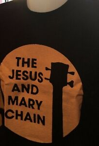 THE JESUS & THE MARY CHAIN - 100% COTTON T-SHIRT