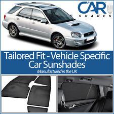 Subaru Impreza Estate 99-07 UV CAR SHADES WINDOW SUN BLINDS PRIVACY GLASS TINT