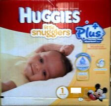 Huggies peu snugglers couches taille 1-Pack de 64