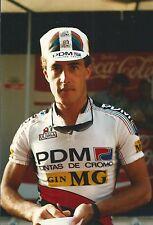 Cyclisme, ciclismo, wielrennen, radsport, cycling, PERSFOTO'S PDM-MG 1986