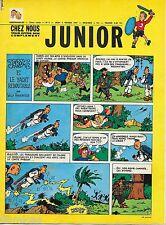 Junior (Supplément à Chez Nous) - N°6 - 1967 - ABE