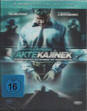 Akte Kajinek Die Wahrheit zu Wissen ist gefährlich Blu-ray  Neu!