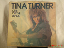 TINA TURNER-g(45W/PIC.SLEEVE)-FROM MAD MAX BEYOND THUNDERDOME-ONE OF THE LIVING