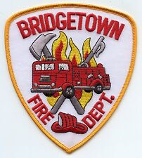BRIDGETOWN Desoto County MISSISSIPPI MS FIRE PATCH