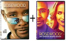 ROSEWOOD 1+2 (2015-2017): COMPLETE Drama TV Season Series Collection - NEW  DVD