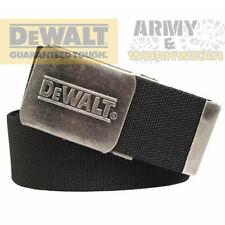 DEWALT DWC14001 Work Trouser Belt Nickel Buckle Clasp