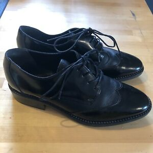 Women's leather brogues size 5 By SOLE Excellent Condition