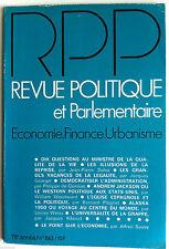 Revue Politique et Parlementaire du 07/1976; Les illusions de la reprise/ Espagn