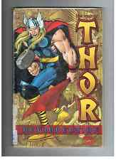 THOR RESURRECTION  MARVEL COMICS EN VO HARDCOVER