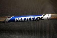 """Project X Golf 5.0 Regular Flex .355 Taper Tip Raw Iron Shaft 41"""" NEW"""