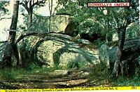 Postcard Donelly's Castle Stanthorpe Queensland Australia Unposted Circa 1970's